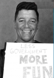Less Government More Fun T-shirt