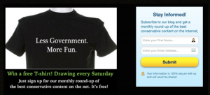 solid black wordpress t shirt giveaway FINAL