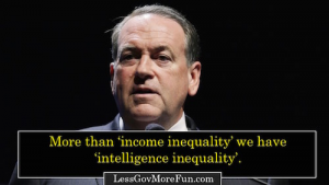 Huckabee 500 png THIS ONE income inequality intelligence inequality
