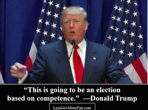 Donald Trump announces run for 2016 president of the United States