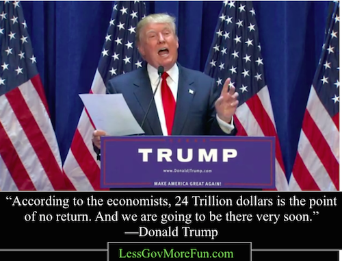 Donald trump announcement 24 trillion dollars wp
