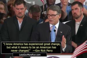 Gov Rick Perry 2016 6