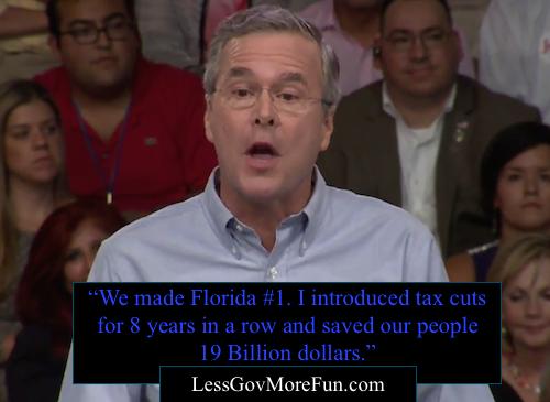 Jeb Bush announces 2016 presidential bid