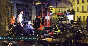 Paris France terrorist attack 11:13:15