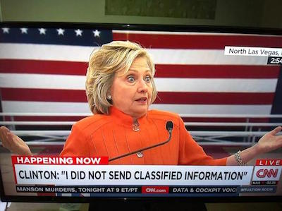 Hillary Clinton classified emails